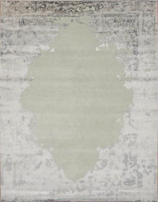 """Seattle Rug Noor Sea-Tac-zgl Gray/Silver 10'0""""x14'0"""""""