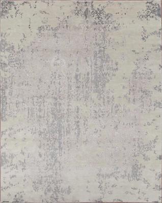 """Seattle Rug Noor Sea-Tac-lon Gray/Silver 6'0""""x9'0"""""""