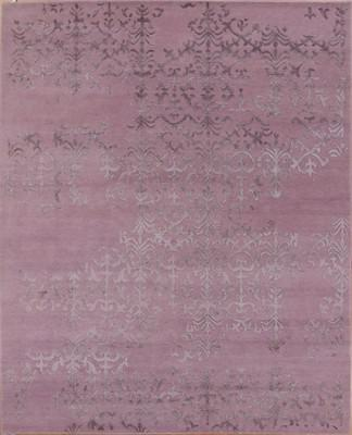 "Seattle Rug Noor Sea-Tac-lqx Pink/Purple 5'0""x8'0"""