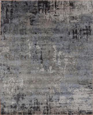 """Seattle Rug Noor Sea-Tac-wnw Gray/Silver 12'0""""x18'0"""""""