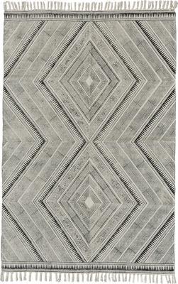 Feizy Cadot I0528 Gray/Silver