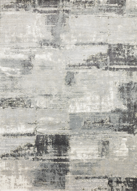 Loloi Augustus Ags-03 Gray/Silver