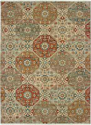 Oriental Weavers Anatolia 090E3 Brown
