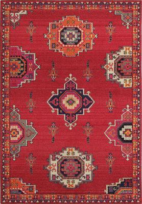 Oriental Weavers Bohemian 1801R Red/Burgundy