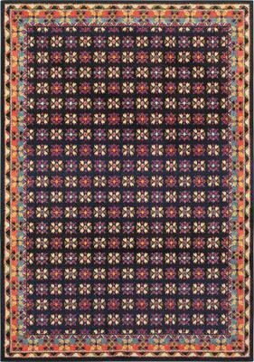 Oriental Weavers Bohemian 760N5 Black