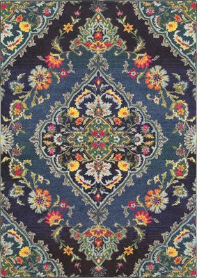 Oriental Weavers Bohemian 761N5 Blue/Navy
