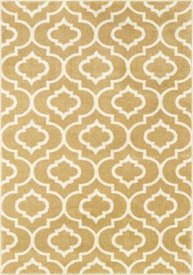 Oriental Weavers Carson 9672E Yellow/Gold
