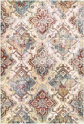 Oriental Weavers Empire 030J4 White/Ivory