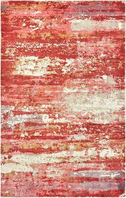Oriental Weavers Formations 70004 Pink/Purple
