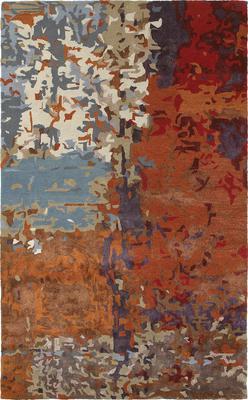 Oriental Weavers Galaxy 21904 Orange/Rust