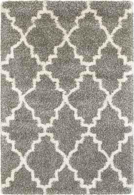 Oriental Weavers Henderson 092E9 Gray/Silver