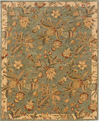 Oriental Weavers Huntley 19103 Gray/Silver