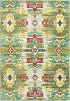 Oriental Weavers Joli 001J4 Green