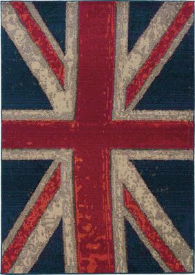 Oriental Weavers Kaleidoscope 505R5 Blue/Navy