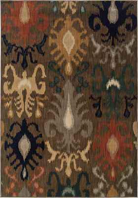 Oriental Weavers Kasbah 3830D Brown