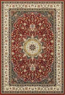 Oriental Weavers Kashan 119N1 Red/Burgundy