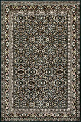 Oriental Weavers Kashan 180L1 Gray/Silver