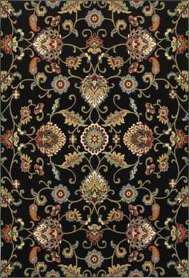 Oriental Weavers Kashan 9946K Black