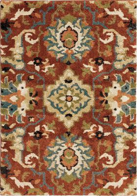Oriental Weavers Kendall 1R Red/Burgundy