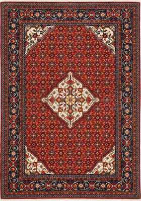 Oriental Weavers Lilihan 1C Red/Burgundy