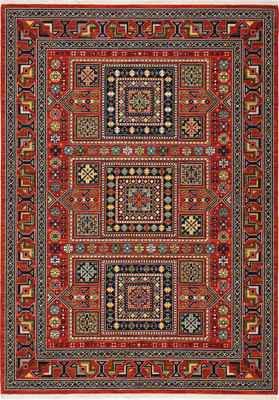 Oriental Weavers Lilihan 2C Red/Burgundy