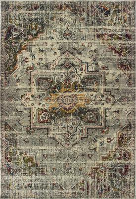 Oriental Weavers Mantra 1901X Gray/Silver