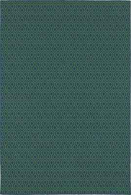 Oriental Weavers Meridian 1634Q Blue/Navy