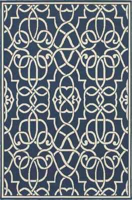 Oriental Weavers Meridian 2205B Blue/Navy