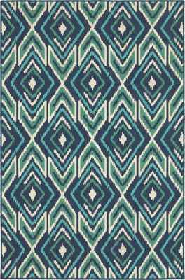 Oriental Weavers Meridian 2209B Blue/Navy