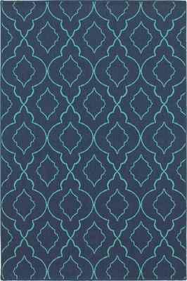 Oriental Weavers Meridian 7541B Blue/Navy