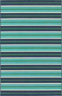 Oriental Weavers Meridian 9652F Blue/Navy