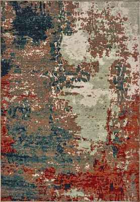 Oriental Weavers Montage 092LE Brown
