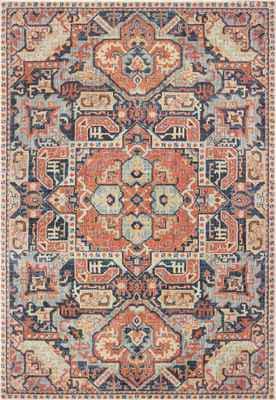 Oriental Weavers Pandora 049S7 Orange/Rust