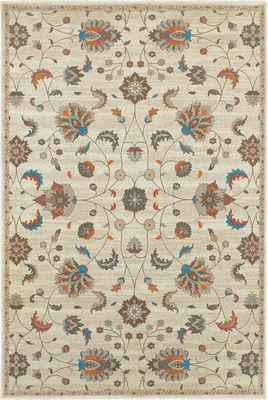 Oriental Weavers Pasha 031I6 White/Ivory