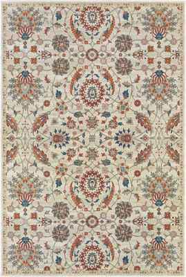 Oriental Weavers Pasha 032W6 White/Ivory
