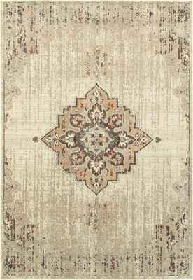 Oriental Weavers Pasha 072J2 Beige/Tan