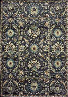 Oriental Weavers Raleigh 022K5 Blue/Navy