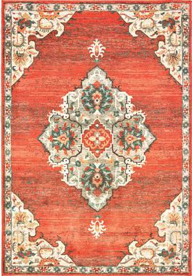 Oriental Weavers Toscana 9568B Orange/Rust