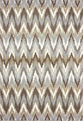 Oriental Weavers Verona 004D6 Gray/Silver