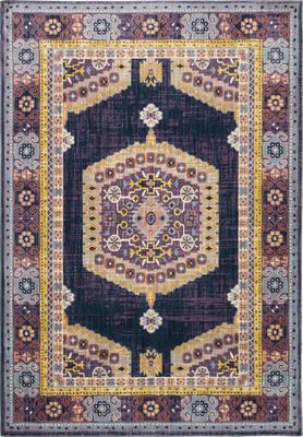 Oriental Weavers Xanadu 1B Pink/Purple